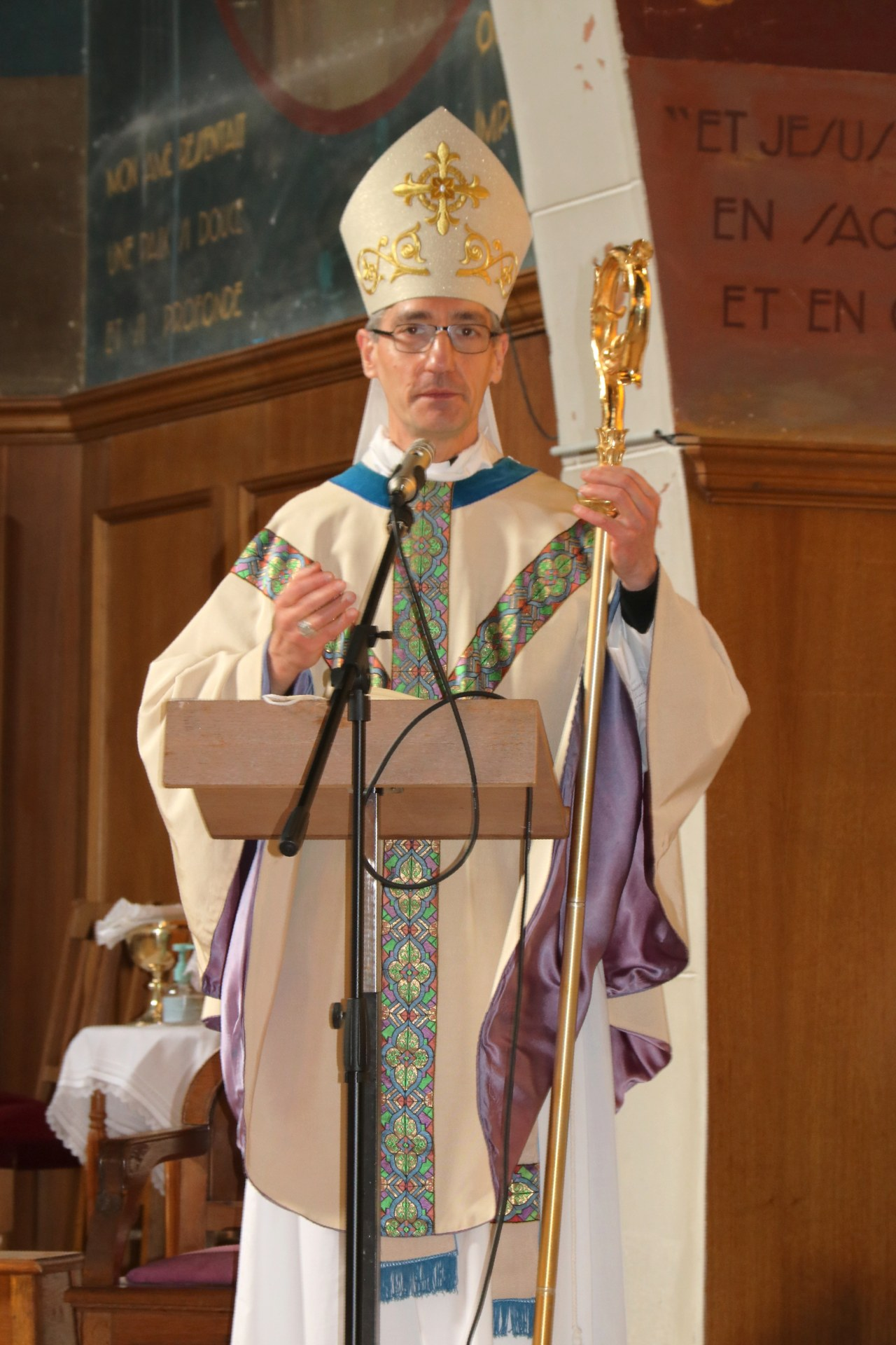 2010 - Messe présidée par Mgr DOLLMANN 69