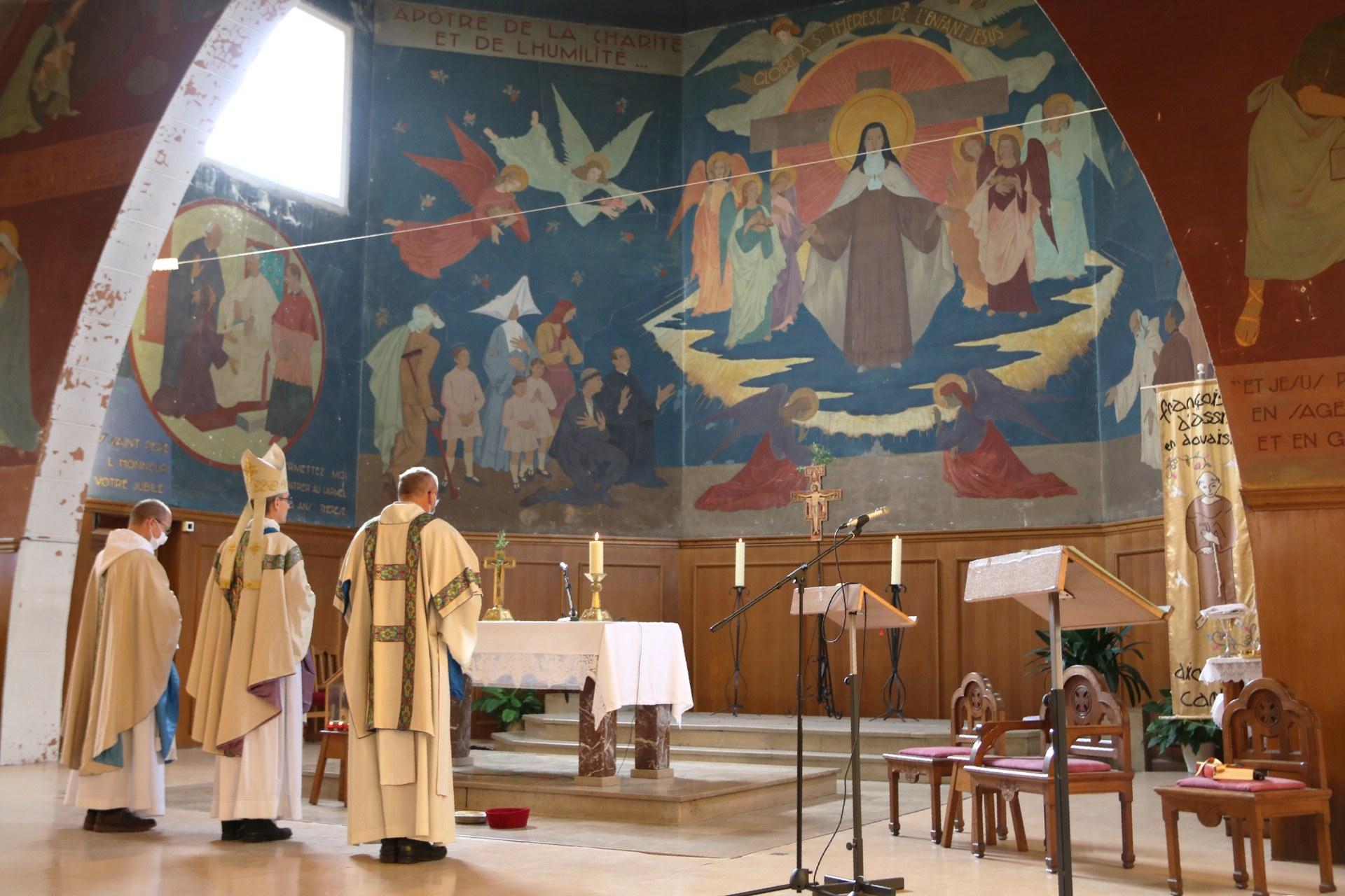 2010 - Messe présidée par Mgr DOLLMANN 71