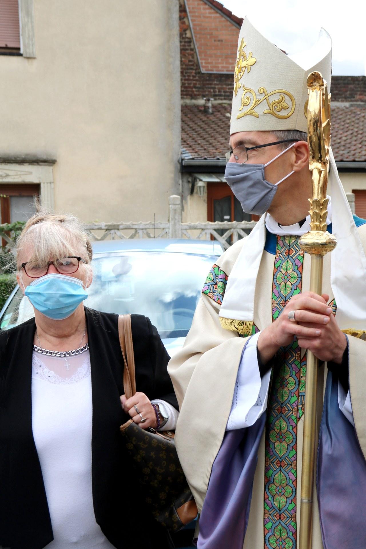 2010 - Messe présidée par Mgr DOLLMANN 75