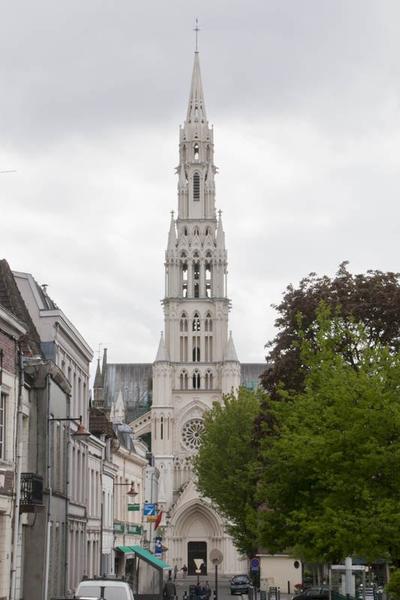 La Basilique Notre Dame 224 Valenciennes