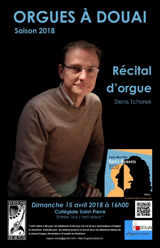 2018-04-15-Douai-Recital Denis Tchorek