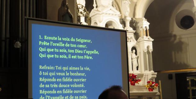"""Début de la deuxième étape du """"Chemin vers la Ière communion"""""""