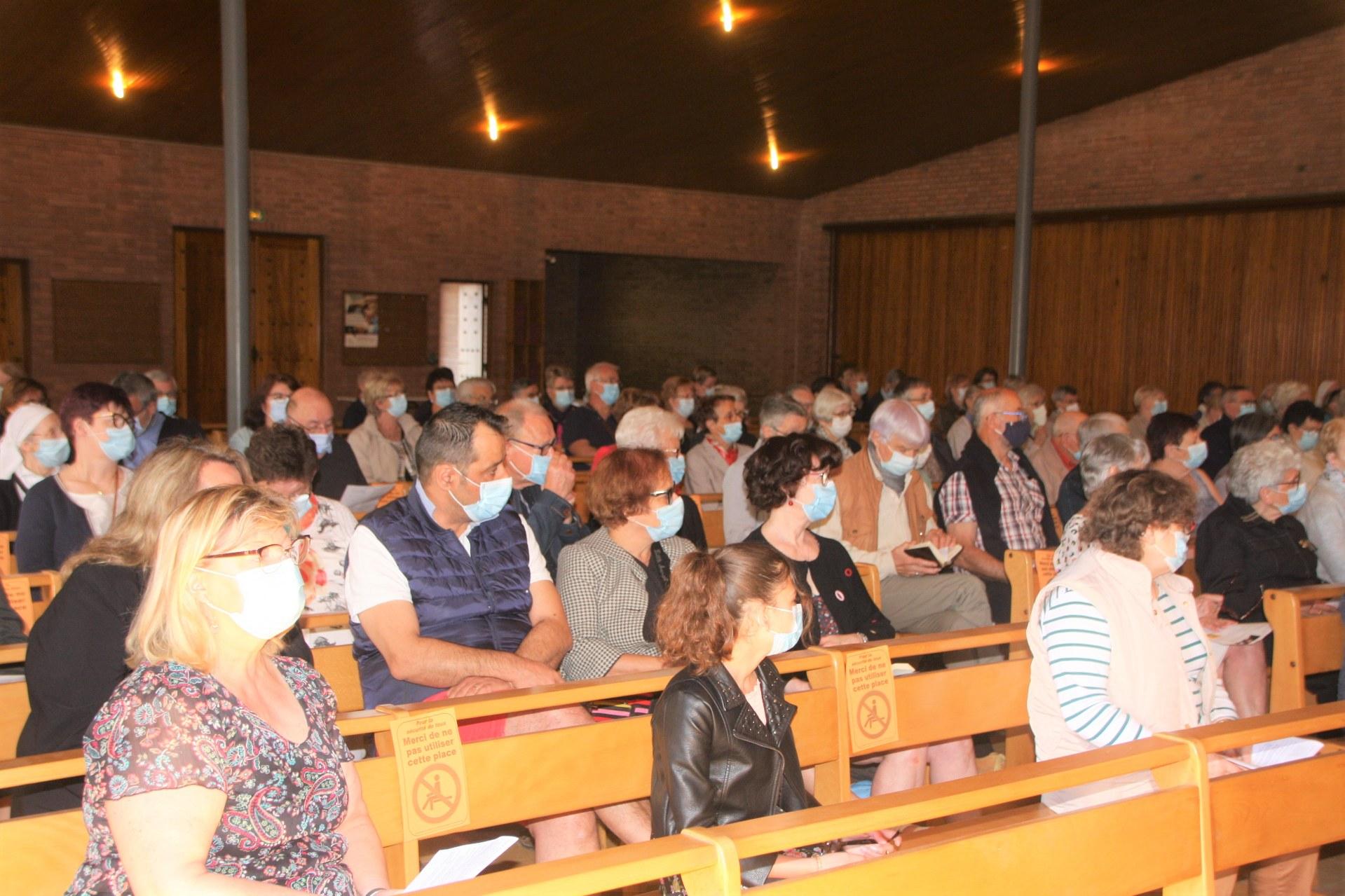 2021-06-06 -Messe pour l'abbe L. Francelle (5)