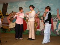 Jeunes artistes roséens