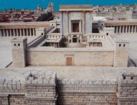 Reconstituion du Temple de Jérusalem