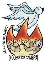 Logo de l'ensemble des groupes de prière