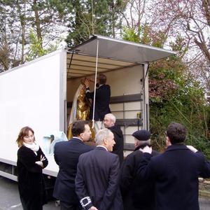 Arrivee Notre Dame Maubeuge 012