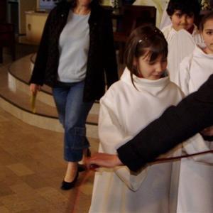 Les anges deposent le cordon du salut ! (1)
