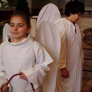 Les anges deposent le cordon du salut ! (2)
