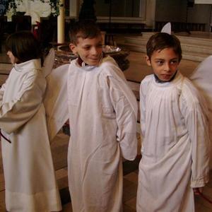 Les anges deposent le cordon du salut ! (4)