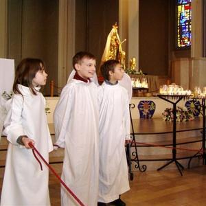 Les anges deposent le cordon du salut ! (5)