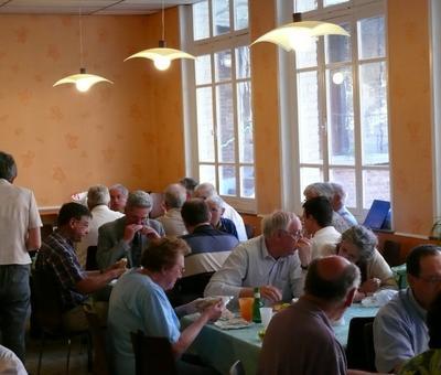 Temps du repas, temps du partage