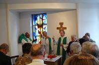 Oratoire maison paroissiale