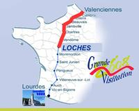 Carte Loches