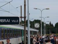Lourdes depart Cambrai