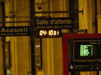 Horaire Bordeaux