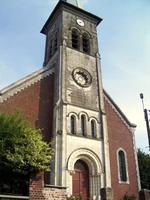 Eglise de Maresches