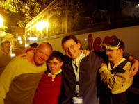 Avec Guillaume et Emmanuel