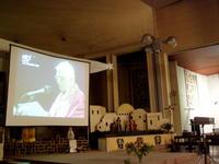 Message du pape aux jeunes