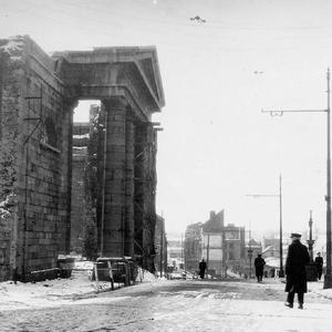 001 1943 hiver ancienne eglise St Pierre et Paul N