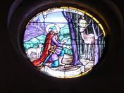 vitrail de St HUBERT