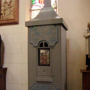 chapelle à St Hubert