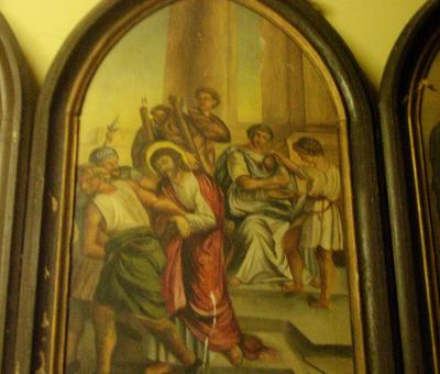 ancien chemin de croix