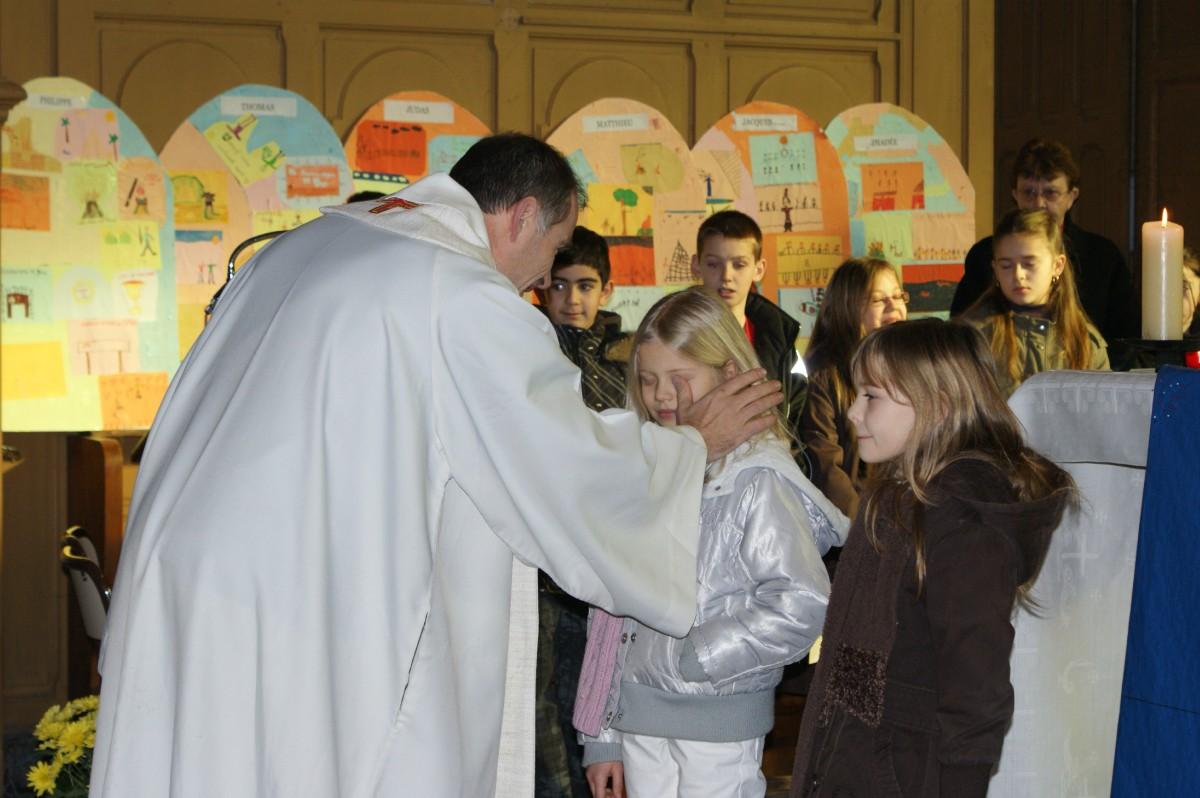 2° étape de Baptême