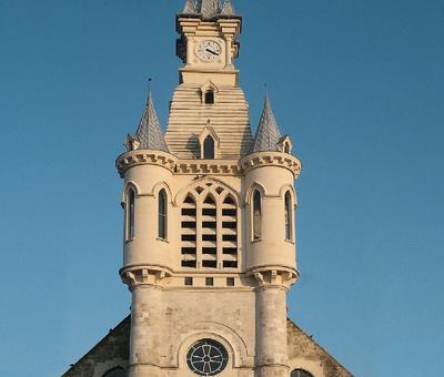 église d'Inchy