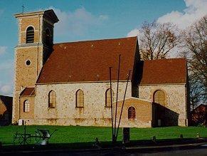 Saint Landelin Quérénaing