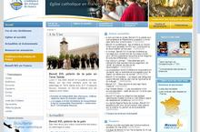 Portail Eglise catho France