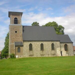 Eglise-Quérénaing