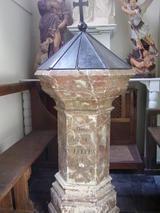 Baptistère Montay