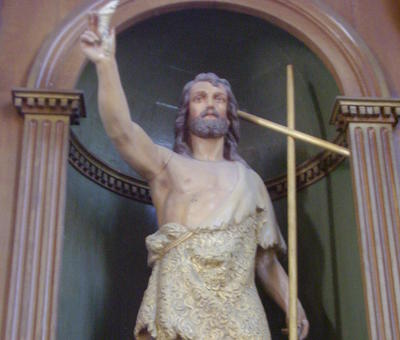St Jean Le Baptiste