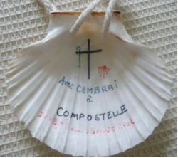 Coquille Compostelle