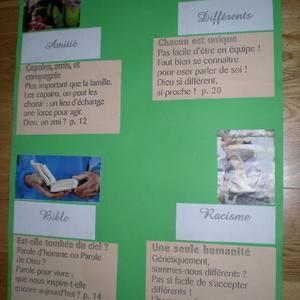 thèmes proposés