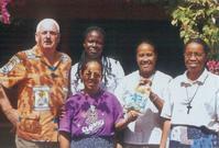 Soeurs venues de Madagascar, résidant à Nouna