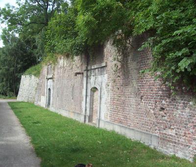 Condé remparts Vauban