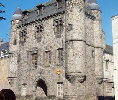 Condé Château de Bailleul
