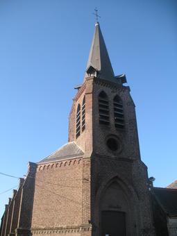 Eglise Notre-Dame de Lorette à Condé (Macou)