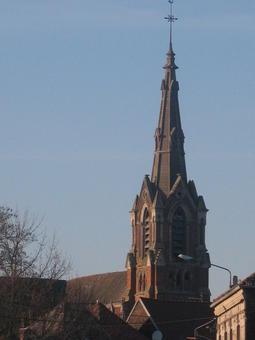 Eglise St Martin de Fresnes/Escaut