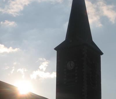 Eglise Saint-Martin à Vieux-Condé