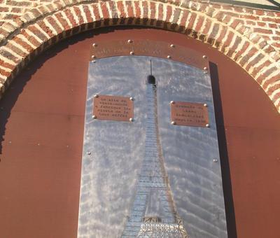 Vestige de l'Usine Dervaux qui  a fabriqué des rivets pour la Tour Eiffel