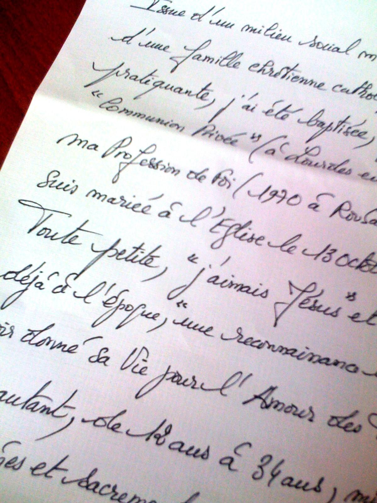 Favori A vous Prêtres encore des lettres LN06
