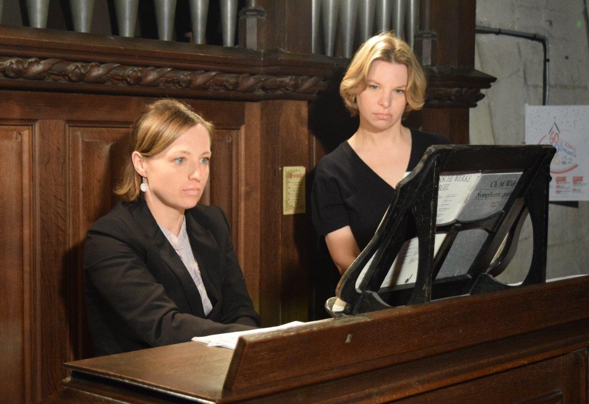 Emmanuella Ducornez sur la Symphonie gothique de Charles Maria Widor