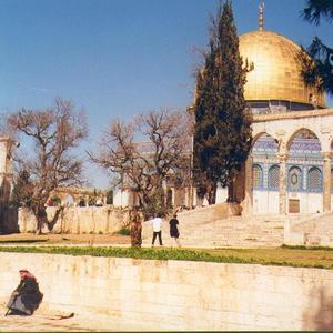 JERUSALEM 05 HARAM SACRE MOSQUEE D OMAR 01
