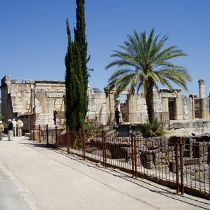 T-S CAPHARNAUM  Synagogue 2