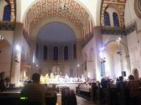 Une veille de priere par les freres de St Jean