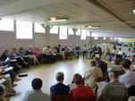 Forum Profession de foi, autour de Mgr Garnier