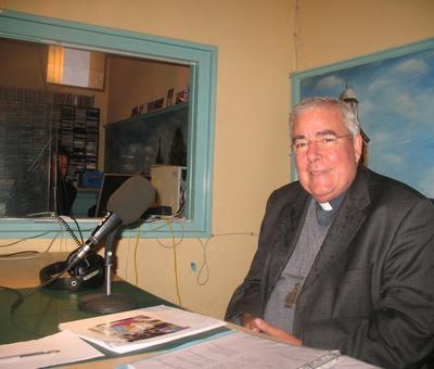 à Radio Condé Macou